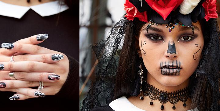 Maquillage Jour des Morts