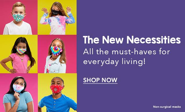 Face Masks & Hand Sanitizers