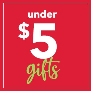 Shop $5 gifts