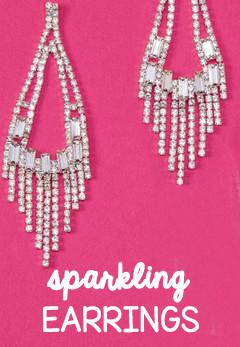 Shop Fashion Earrings