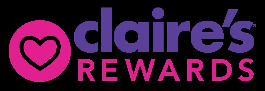 My Claire's Rewards Banner