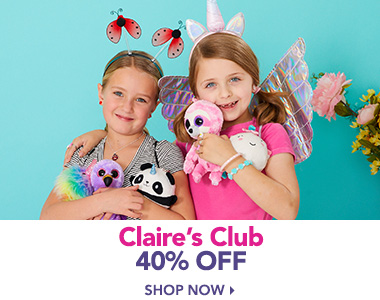 CLAIRES CLUB