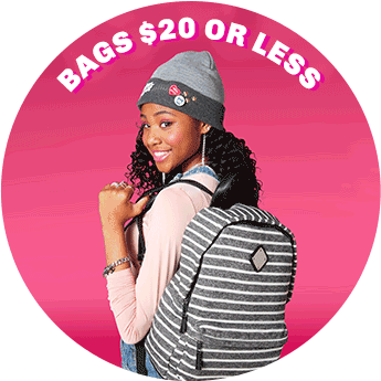 Bags $20 or Less