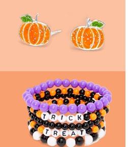 Shop Halloween jewelry