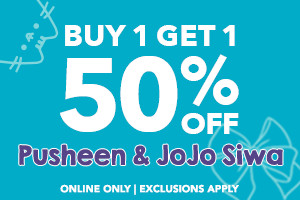 Buy1 Get1 50% Off