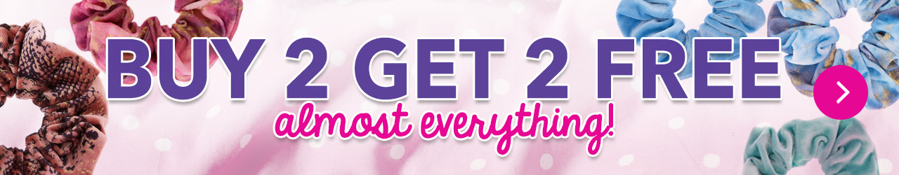 Buy 2 Get 2 FREE Almost Everything!