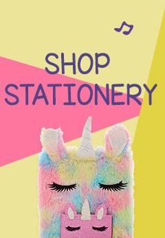 Shop Back to School Stationery