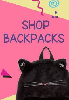 Shop Back to School Backpacks