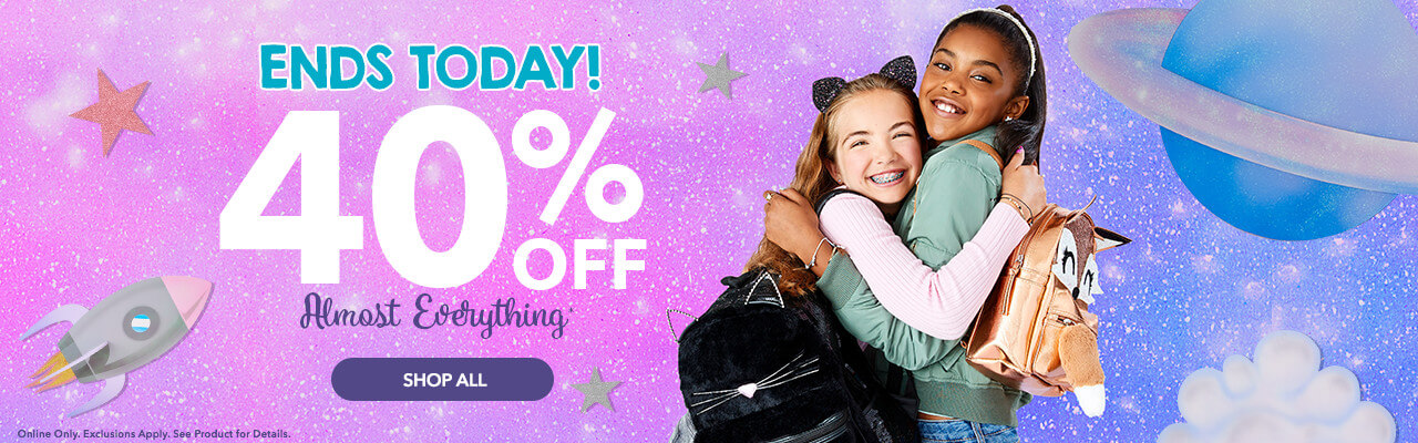 40% Off Last Day