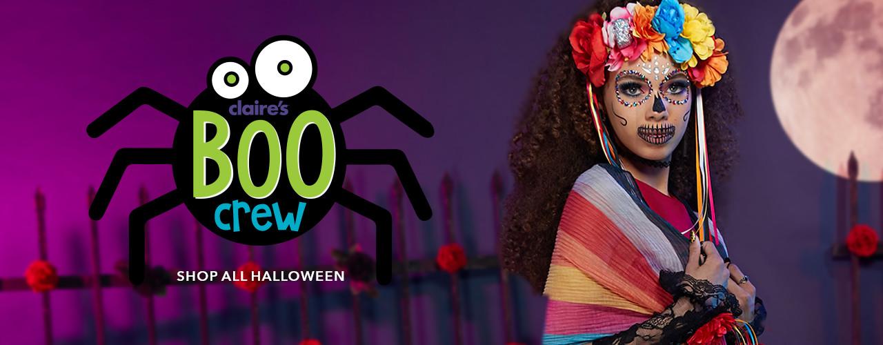 ec832c2ece9 Halloween Costume Accessories & Jewelry Ideas | Claire's US