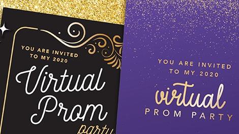 Prom Invites