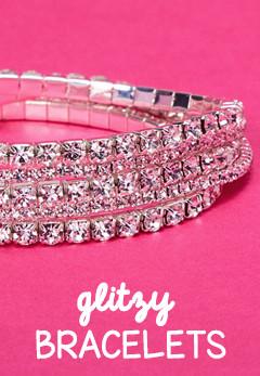 Shop glitzy Bracelets