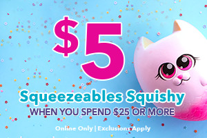 $5 squeezeables offer