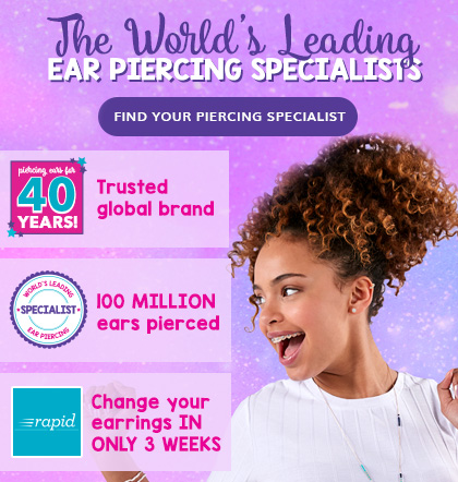 The World S Leading Ear Piercing Specialists