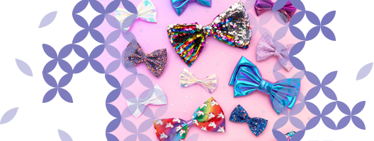 Hair Bows for Girls - Bow Headbands & Hair Bow Clips | Claire's