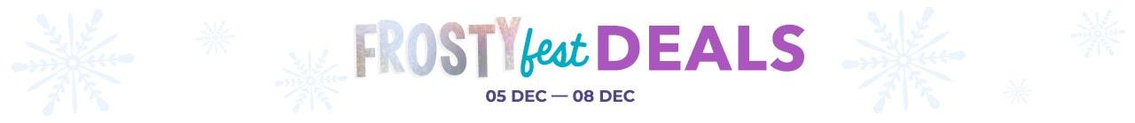 Frosty Fest Deals