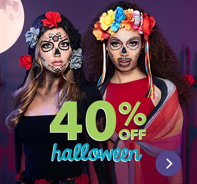 40% OFF Halloween