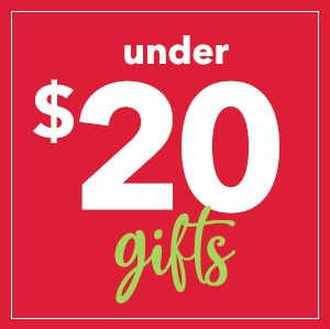 Shop $20 gifts