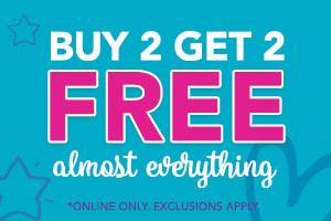 Buy 2 get 2 free
