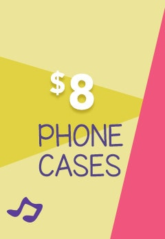 Back to school $8 Phone Cases