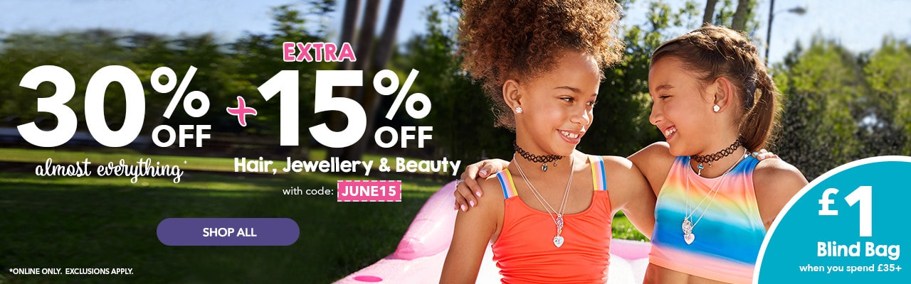 80406937 30% off almost everything plus 15% off hair, jewellery & beauty with code