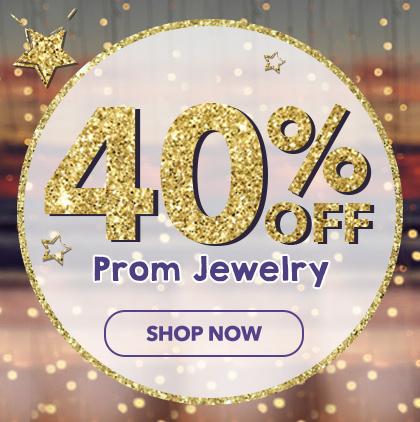40% off prom