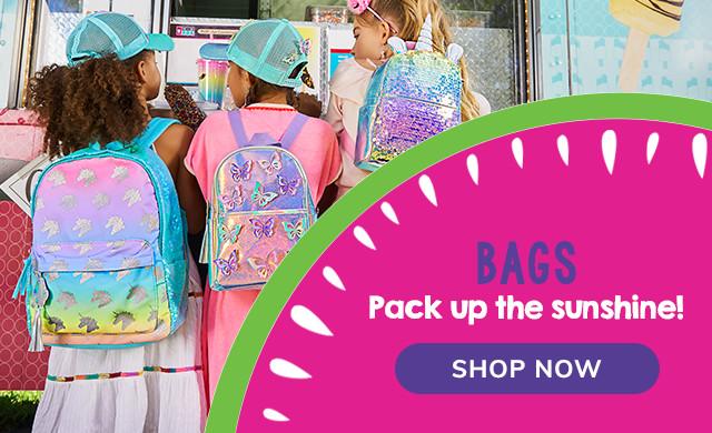 73d0b22c65 Girls Bags, Purses & Bag Charms | Claire's