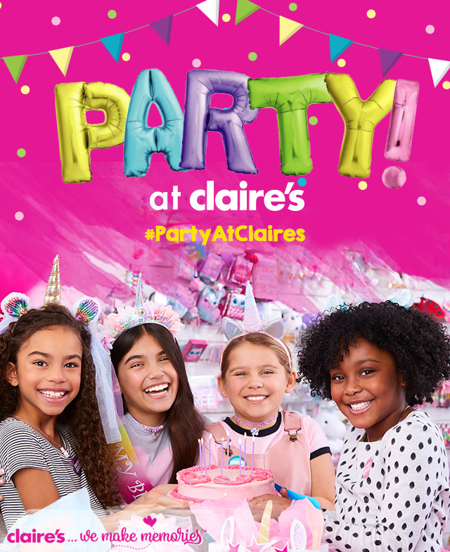 Childrens Party Venue At Claires