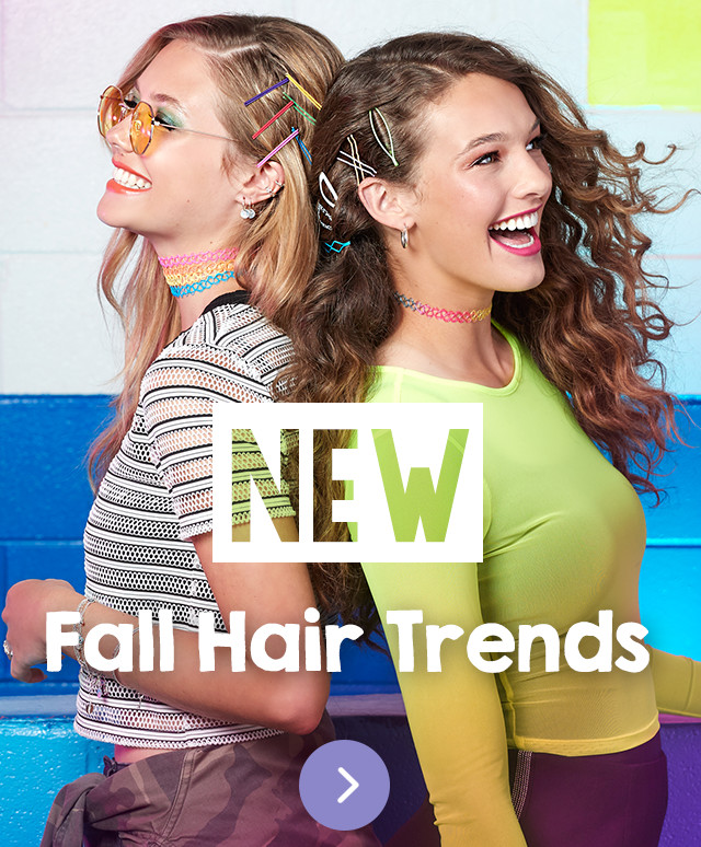 New Fall Hair Trends