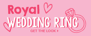 Royal Wedding Ring-Get the Look