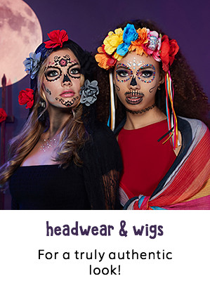 Halloween Festival Outfit Ideas.Halloween Costume Accessories Jewellery Ideas Claire S