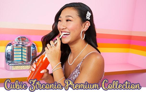 Cubic Zirconia Premium Collection