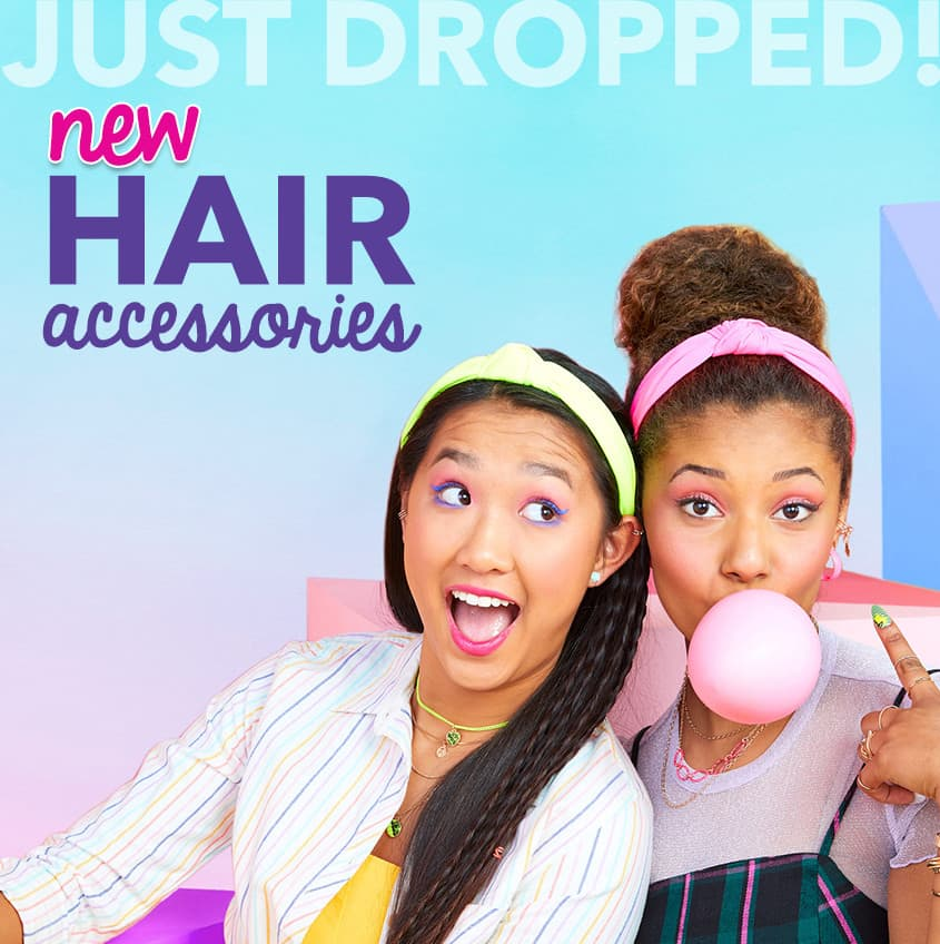 Just Dropped!  NEW Hair accessories