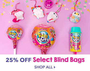 25% OFF Select Blind Bags