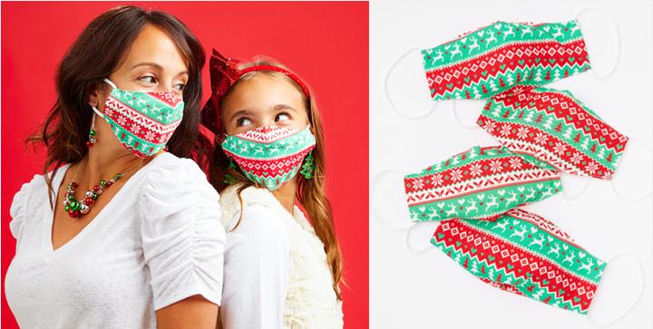 Sweater Prink Masks