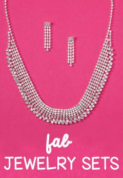 Shop fab jewelry sets