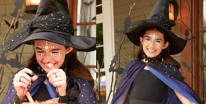 Accessoires de sorcière