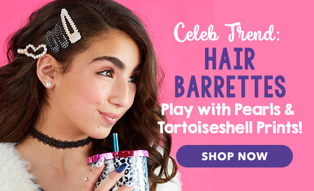 18f173155 Hair Accessories | Claire's US