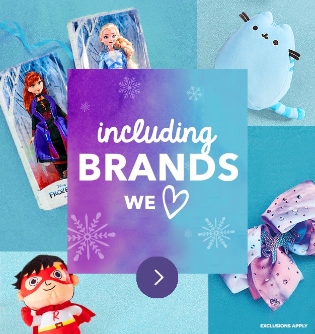 Includes Brands You Love