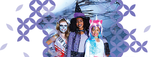 ... Costume And Accessories That Are Perfect For Whatever You Decide To Be.  From Classics Like Cats And Witches To Spooky Zombies And Skeletons To  Trendy ...