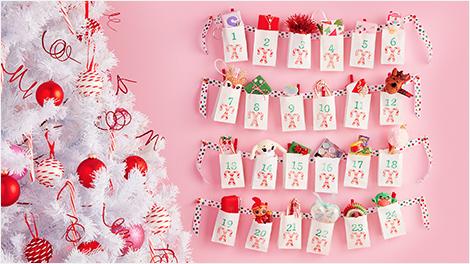DIY Claire's Advent Calendar