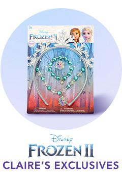 Frozen 2 Claire's Exclusives