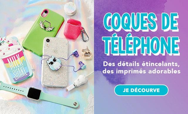 Accessoires Tech Portable Ordinateurs Tablettes Claire S Fr