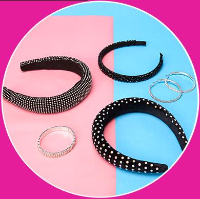 Headbands et bandeaux