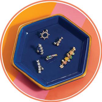 Bijoux de piercing
